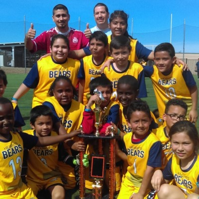 2nd-3rd Heights Bears Soccer Jamboree Champions